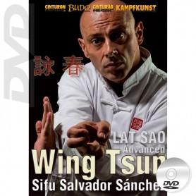 DVD Wing Tsun Lat Sao Avanzado. TAOWS Academy