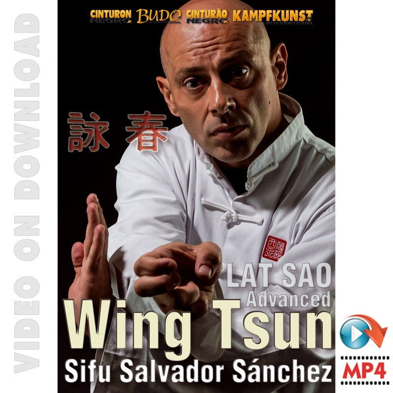 Wing Tsun Lat Sao Avanzato. TAOWS Academy