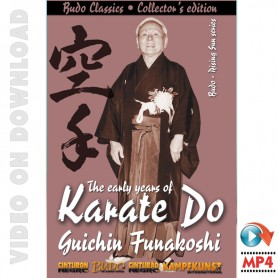 Karate-Do The early years Funakoshi