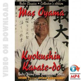 Kyokushin Karate Mas Oyama