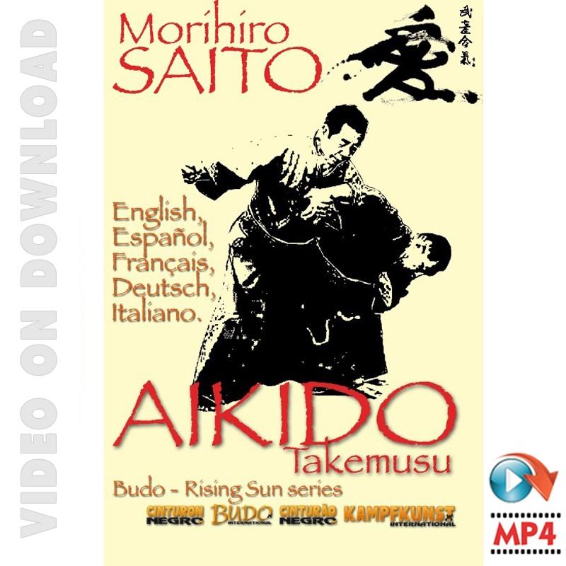 Takemusu Aikido Empty hands