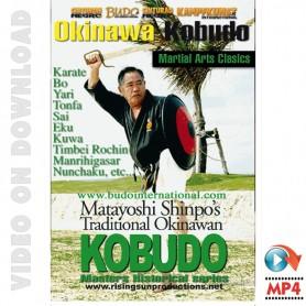 Matayoshi Shinpo Matayoshi Kobudo