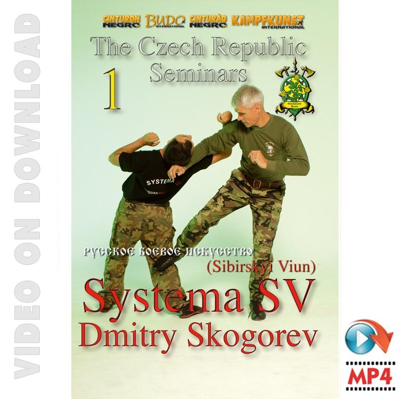 RMA Systema SV Czech Republic Seminar 2017 Vol.1