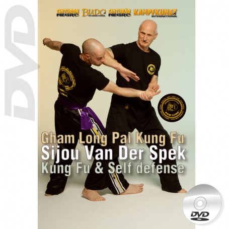 DVD Gham Long Pai Kung Fu
