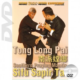DVD Tong Long Pai. Southern Praying Mantis