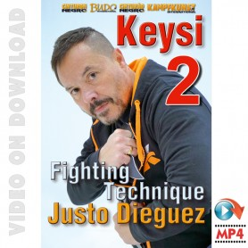 Keysi Risk Situations Fighting Technique
