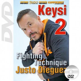 DVD Keysi Risk Situations Fighting Technique