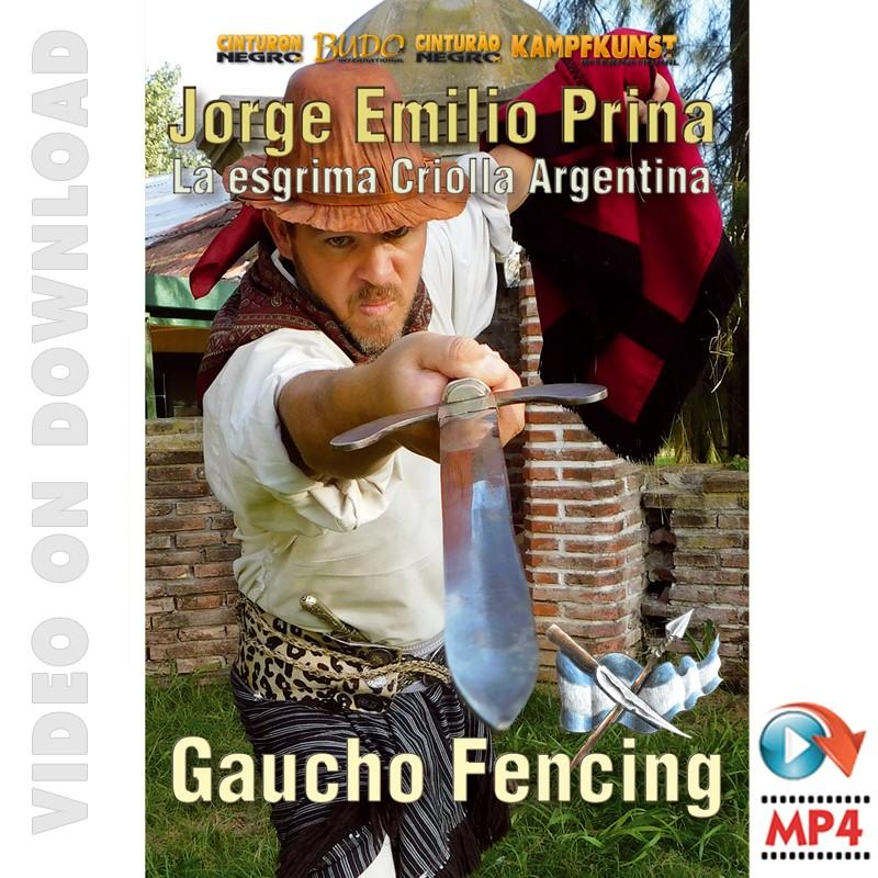 Creole Fencing. Esgrima Criolla