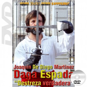 DVD Verdadera Destreza Española, Spanish Fencing