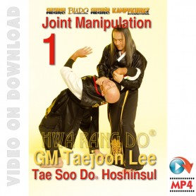 Hwa Rang Do Hoshinsul Vol.1 Joint Manipulation