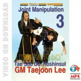 Hwa Rang Do Hoshinsul Vol.3 Joint Manipulation