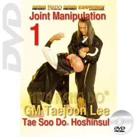 DVD Hwa Rang Do Hoshinsul Vol.1 Joint Manipulation