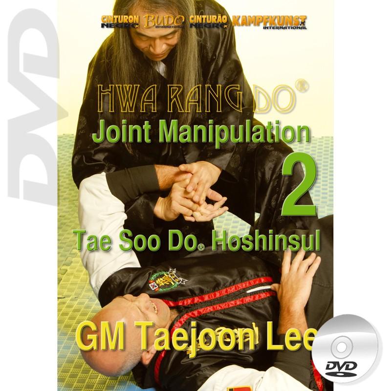 DVD Hwa Rang Do Hoshinsul Vol.2 Joint Manipulation