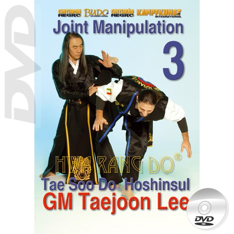 DVD Hwa Rang Do Hoshinsul Vol.3 Joint Manipulation