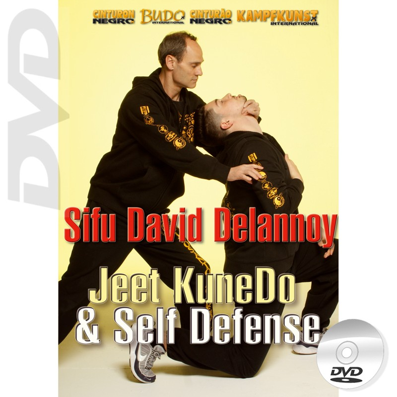 DVD Jeet Kune Do Self Defense