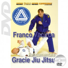 DVD Gracie Jiu Jitsu Fundamentals