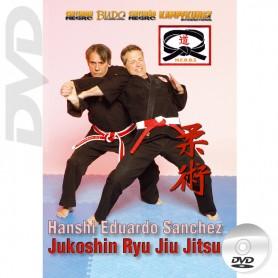 DVD Jukoshin Ryu Jiu Jitsu