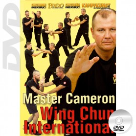 DVD Wing Chun International WCI