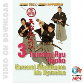 Tenshin-Ryu Hyoho Vol.3