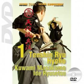 DVD Tenshin-Ryu Hyoho Vol.1