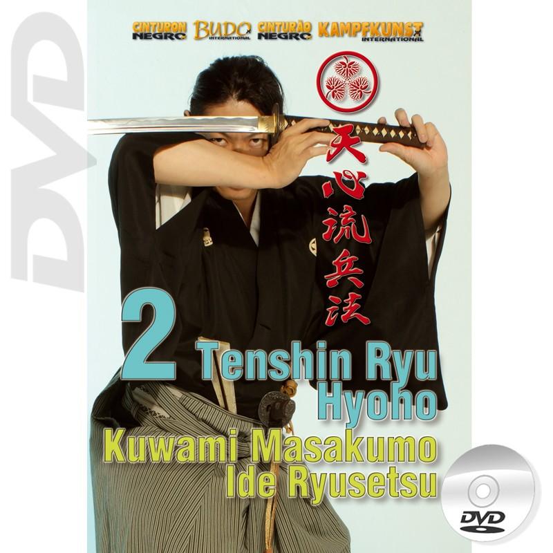 DVD Tenshin-Ryu Hyoho Vol.2