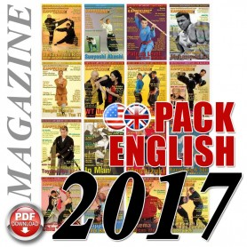 Pack 2017 English Budo International Magazine