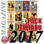 Pack 2017 Italian Budo Cintura Nera Magazine