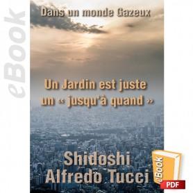 """e-Book Un Jardin est juste un """"jusqu'à quand"""". Français"""