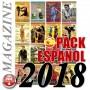 Pack 2018 Spanish Budo International Magazine