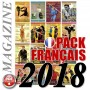 Pack 2018 French Budo International Magazine