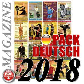 Pack 2018 German Kampfkunst International Magazine