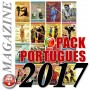 Pack 2017 Portuguese Budo International Magazine