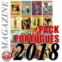 Pack 2018 Portuguese Budo International Magazine