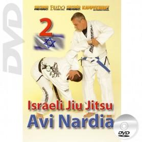 DVD Kapap Israeli Jiu Jitsu Vol.2