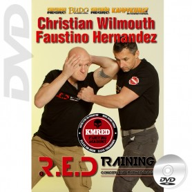 DVD KMRED VOL.4. R.E.D. Training