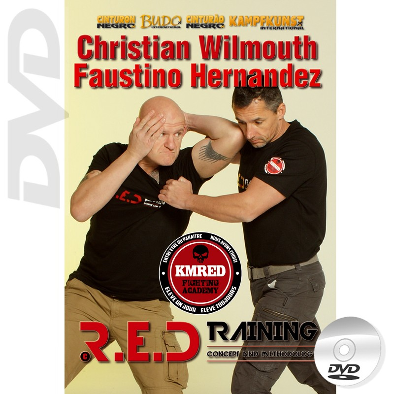 DVD KMRED VOL.4. R.E.D. Training
