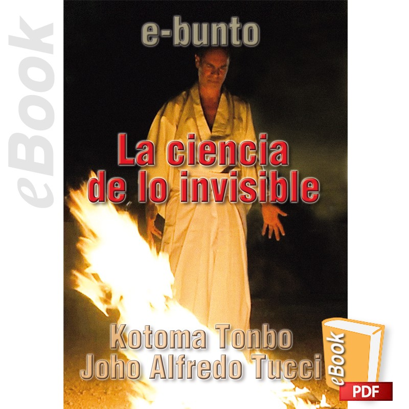 e-Book e-bunto, la ciencia de lo invisible. Español