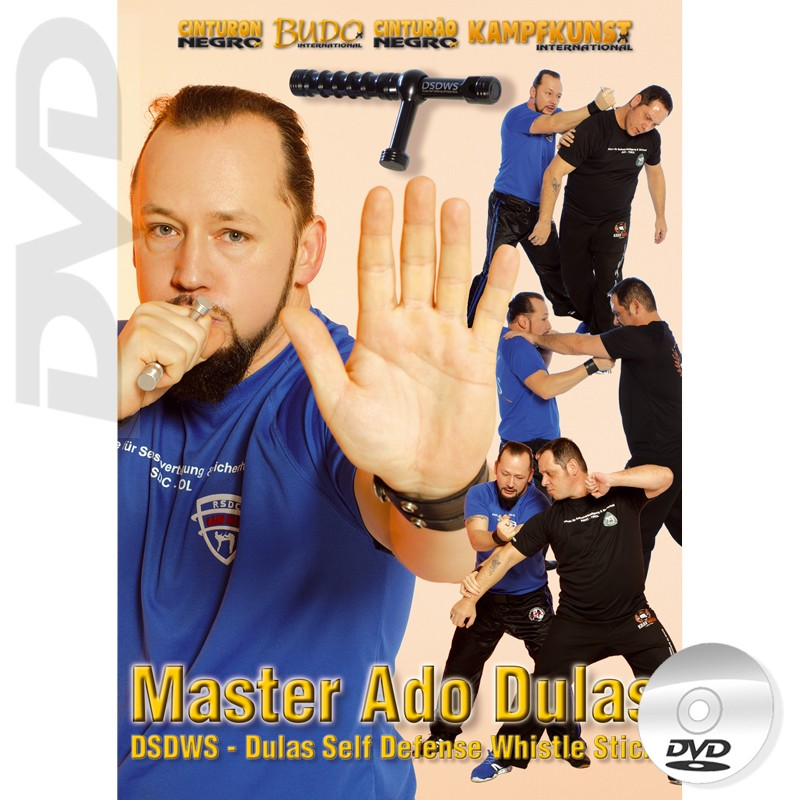 DVD DSDWS Dulas Self Defense Whistle Stick