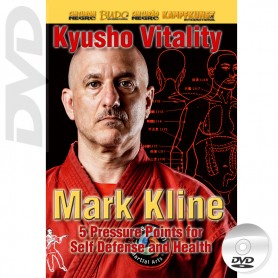 DVD Kyusho Vitality. 5 Pressure Points for Self Defense and Health