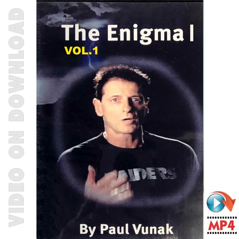 Enigma One Vol.1 Paul Vunak Contemporary JKD