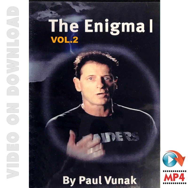 Enigma One Vol.2 Paul Vunak Contemporary JKD