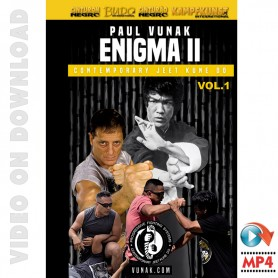 Enigma 2 Vol.1 Paul Vunak Contemporary JKD