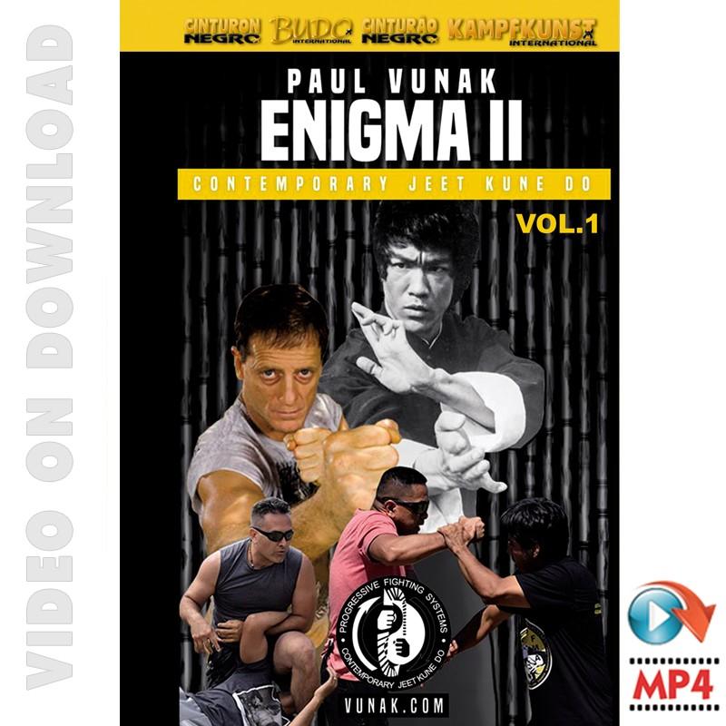 Enigma 2 Vol.1 Paul Vunak Contemporary JKD