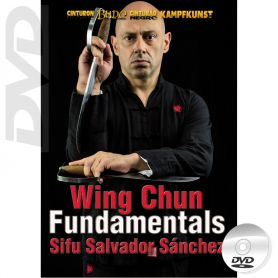 DVD Wing Chun TAOWS Fundamentals