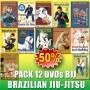 Pack DVD Brazilian Jiu-Jitsu