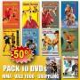Pack DVD MMA Vale-Tudo