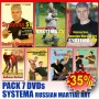 Pack DVD Systema RMA