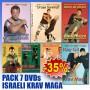 Pack DVD Krav Maga 1