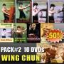 DVD Pack Wing Chun 2