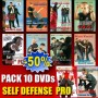 Pack DVD Professional Self-Defense